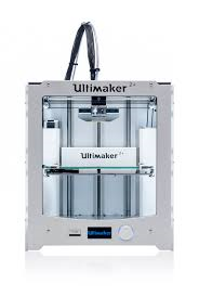 3D ultimaker 2+ printer