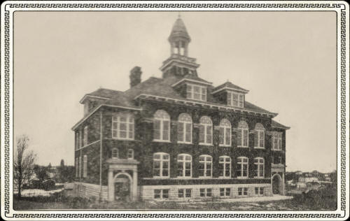 Neillsville School early 1900s