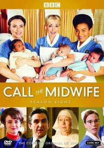 DVD Call the Midwife season 8