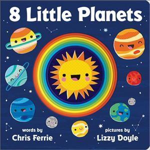 BRBK Eight little planets