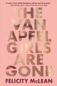 FIC Van apfel girls are gone