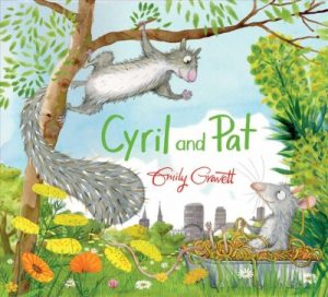 PIC Cyril and pat