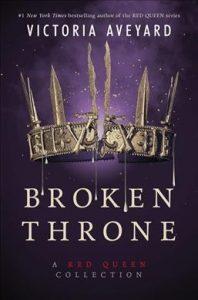 YA Broken throne