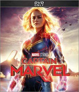 DVD Captain Marvel