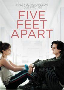DVD Five feet apart