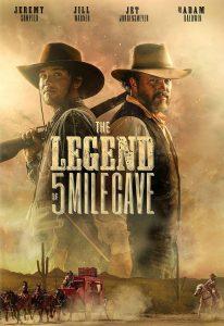 DVD Legend of 5 mile cave