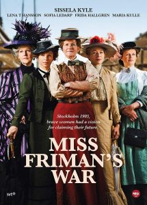 DVD Miss Friman's War
