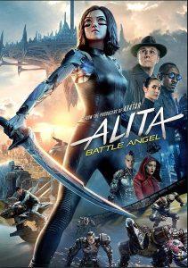 DVD Alita