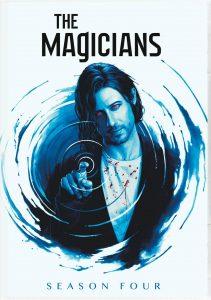 DVD Magicians season 4
