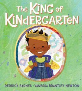 PIC King of kindergarten