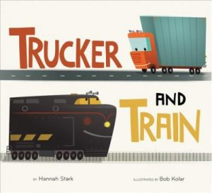 PIC Trucker and train