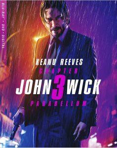 DVD John Wick 3