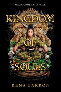 YA Kingdom of souls