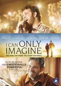 DVD I can only imagine