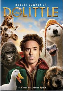 DVD Dolittle