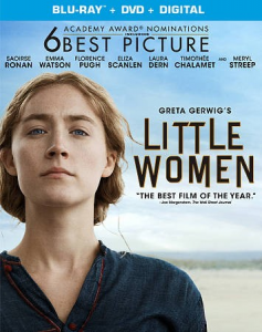 DVD Little women