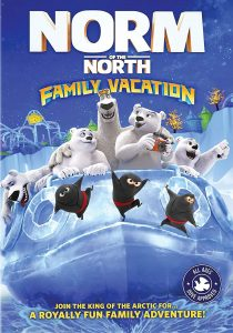 DVD Norm of the north. Family vacation