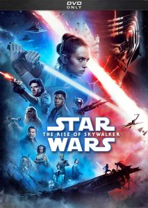 DVD Star Wars, the rise of Skywalker