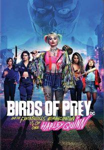 DVD Birds of prey