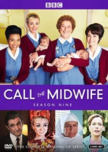 DVD Call the Midwife 9
