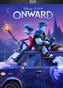 DVD Onward