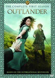 DVD Outlander 1