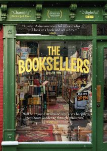 DVD The booksellers