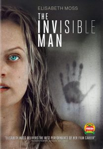 DVD The invisible man