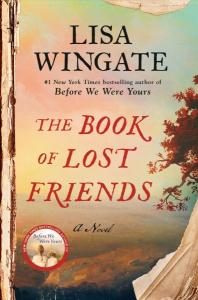 FIC Book of lost friends