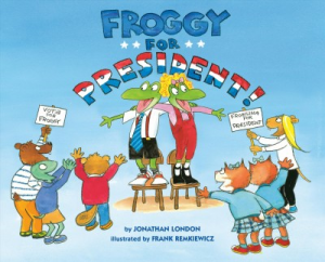 Froggy for president