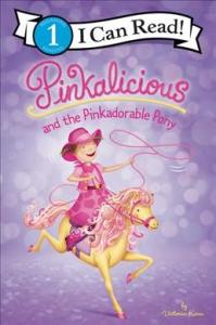 Pinkalisious and the pinkadorable
