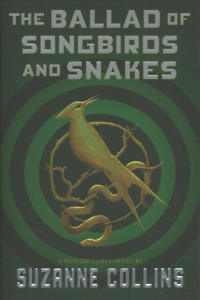 YA Ballad of songbirds and snakes
