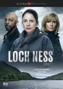 LEANNE Loch ness