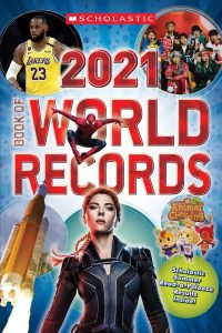2021 book of world records