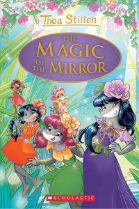 Magic of the mirror