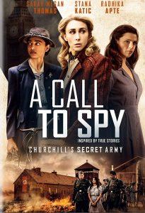 DVD A call to spy