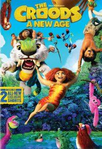 DVD Croods 2