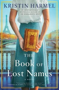 JANAY Book of lost names