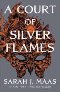 YA Court of silver flames