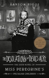 YA Desolations of devil's acre