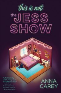 YA This is not the Jess show