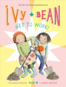 FIC Ivy and bean get to work
