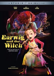 LEANNE Earwig and the witch