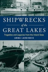 NF Shipwrecks of the great lakes