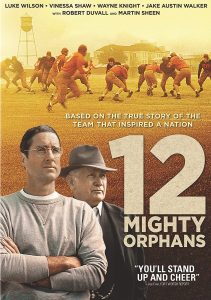 DVD 12 Mighty orphans