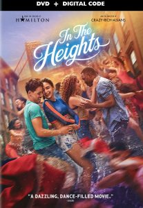 DVD In the heights