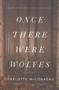 FIC Once there were wolves